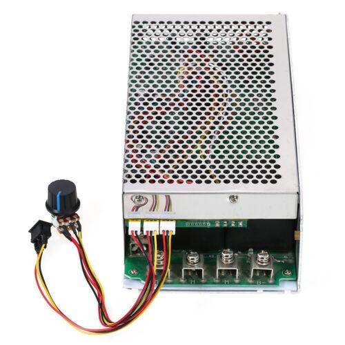 DC 10V-50V 5000W 200A Programmable DC Motor Regulator PWM Reversible Control