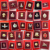 British Army Infantry Lapel Badges Military Infantry Enamel Lapel Pin Badges