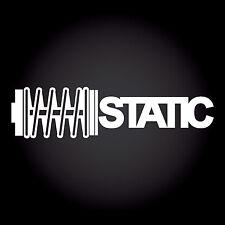 Static Auto Aufkleber Sticker Decal JDM OEM DUB Style Shocker 20,0 x 5,0 cm