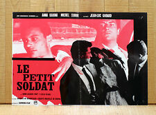 LE PETIT SOLDAT fotobusta poster Jean-Luc Godard Karina Algeria Algérie BC25