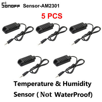 SONOFF® AM2301 Temperature And Humidity Sensor For DIY Smart Home Wirless