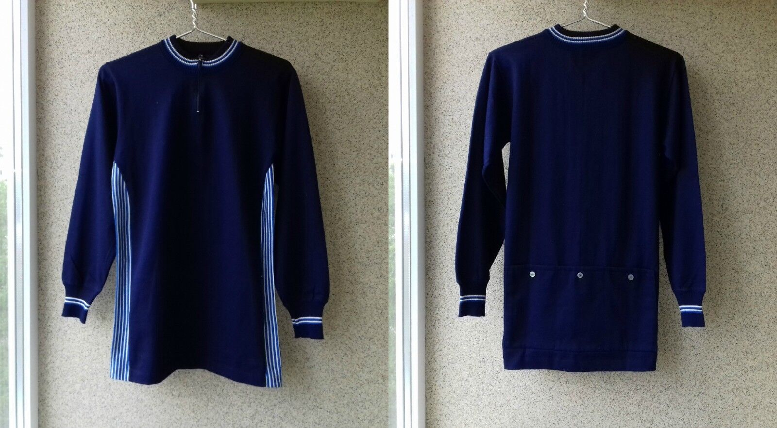 Santini Vintage 19801985 Jersey Vermarc Sport Shirt 5 OLD Rare