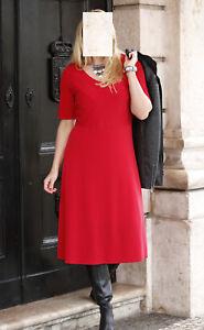 Abendkleid rot gr 52