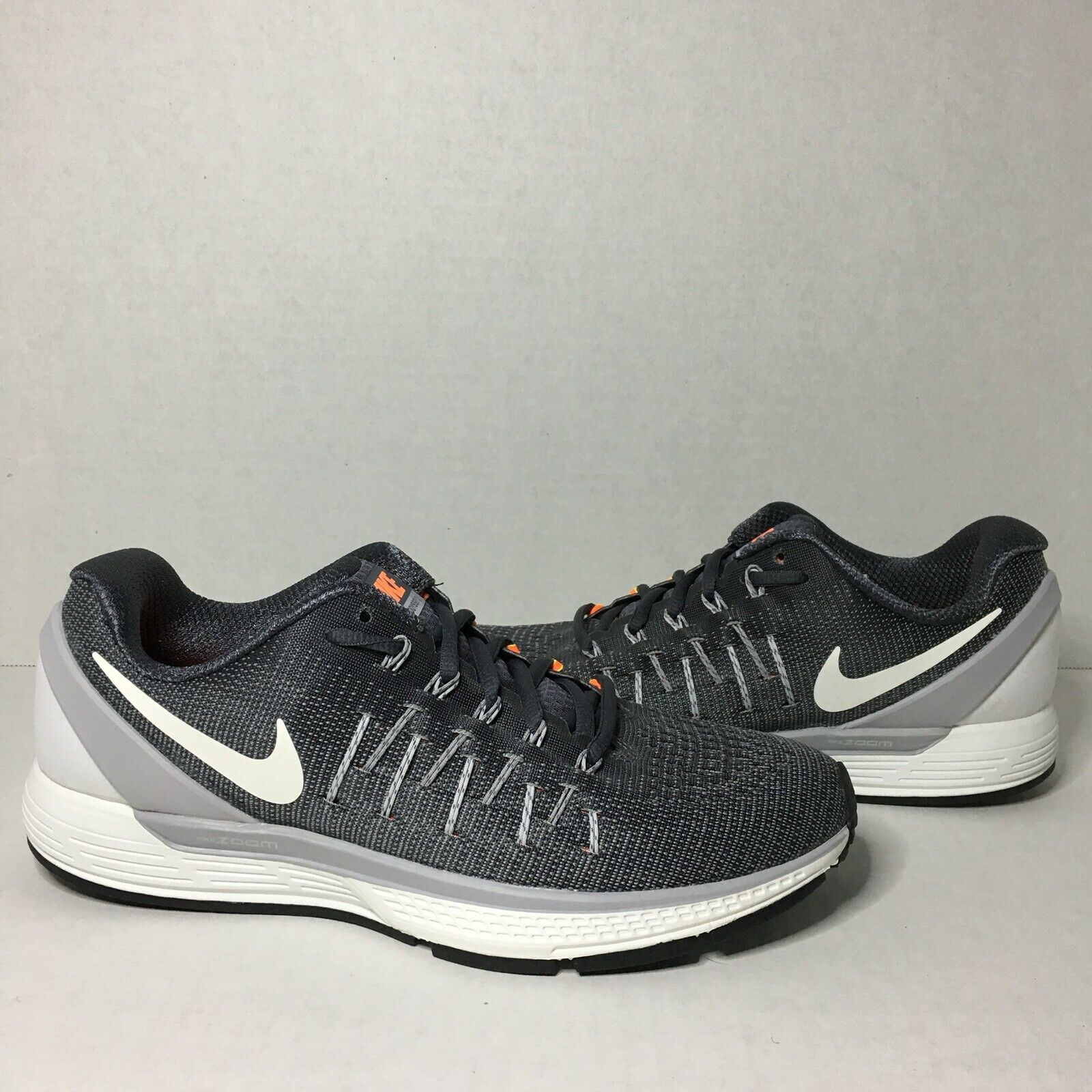 NIKE AIR ZOOM ODYSSEY 2  Men's  Athletic Running shoes 844545-002 Sz 7.5