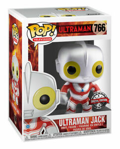 Funko Pop! Television: Ultraman - Ultraman Jack Vinyl Figure