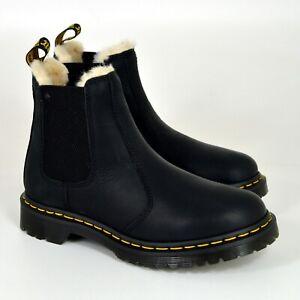 Dr-Martens-Leonore-Black-21045001-Chelsea-Boots-Leder-Burnished-Wyoming-N