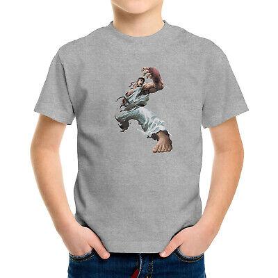 Boys Street Fighter Shirt Youth Boys Ryu TShirt