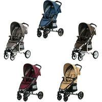 Moon Flac Sport Stroller Buggy City 2017 -