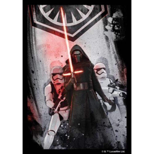 50 Sleeves pack First Order Art Sleeve Star Wars the Force Awakens