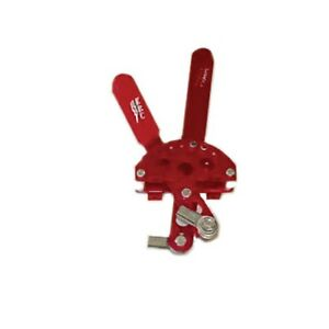 Kluhsman Racing Products KRC-7200R Red Powerglide Shifter