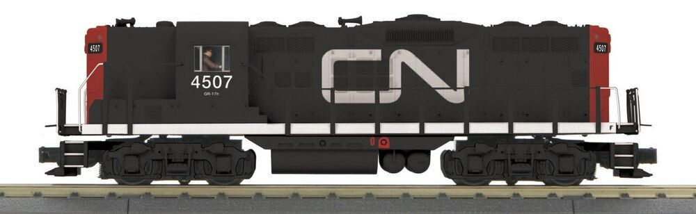 MTH RailKing 30-20267-1 Canadian National FP9 Diesel Engine ProtoSound 3.0