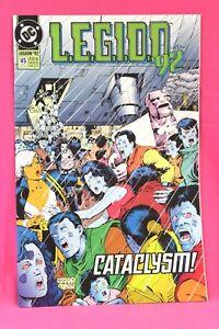1992 Lobo L.e.g.i.o.n.´92 No.46 Barry Kitson