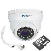 Ip Camera 2mp 1080p Full Hd P2p Nightvision Ip66 Cctv Poe Micro Sd Memory Card
