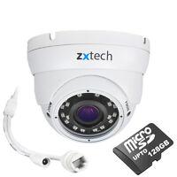 Ip Camera 2mp 1080p Full Hd P2p Nightvision Ip66 Cctv Poe Micro Sd Memory Card