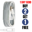 miniature 1 - USB Fast Charging Cable 6Ft 3Ft For Apple iPhone 12 11 8 7 6 Plus X Charger Cord