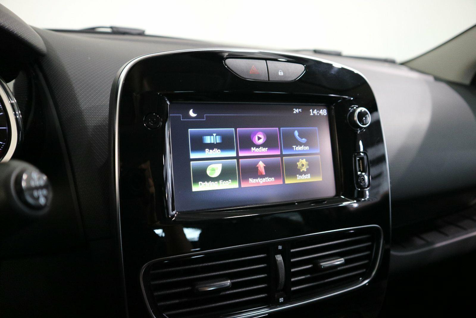 Renault Clio IV 0,9 TCe 90 GO! ST - billede 8