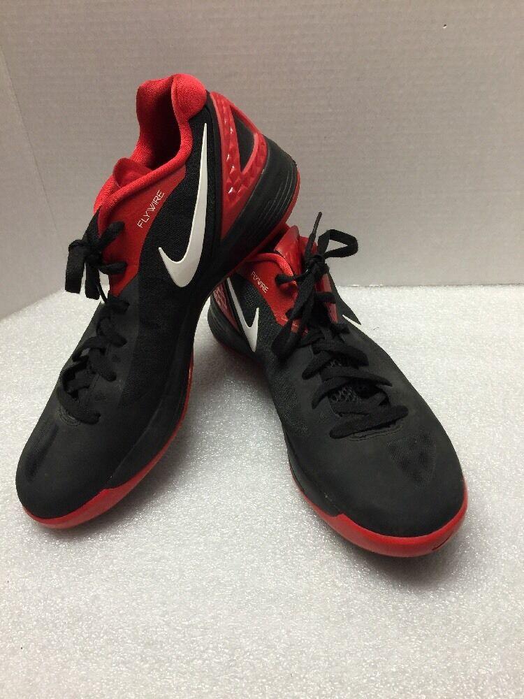 Hombre Nike Zoom zapatillas comodo negro con rojo comodo zapatillas precio de temporada corta, beneficios de descuentos 582090