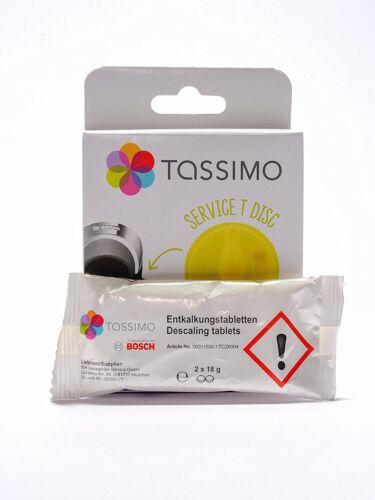 Quailitas Tassimo Original Détartrage Kit.