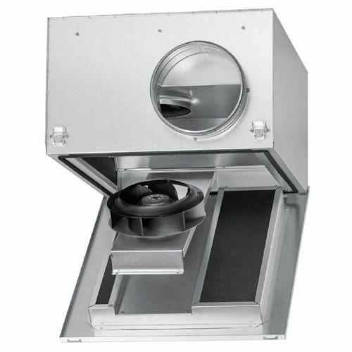 Helios Silentbox 9510 Ventilateur Centrifuge Conduit Sb 200 C Isolation Phonique