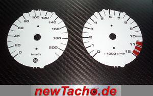Suzuki DL650 Tachoscheiben Version Tacho Speedometer Tachometer DL 650 dial face