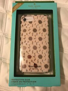 Kate-Spade-New-York-Protective-Case-Cover-iPhone-8-7-6s-6-PINK-Floral