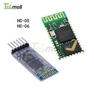 Wireless-Bluetooth-RF-Transceiver-Module-Serial-RS232-TTL-HC-05-HC-06-Base-Board
