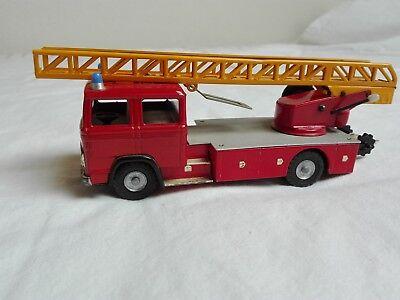 Spielzeug Blechauto Kranwagen Feuerwehr Um Sowohl Die QualitäT Der ZäHigkeit Als Auch Der HäRte Zu Haben