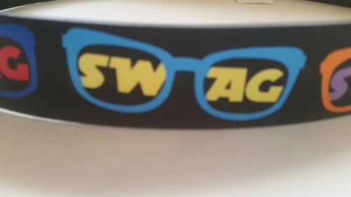 SWAG Belt Sunglasses Design Multi Color Fashion Accessory L//XL Adjustable