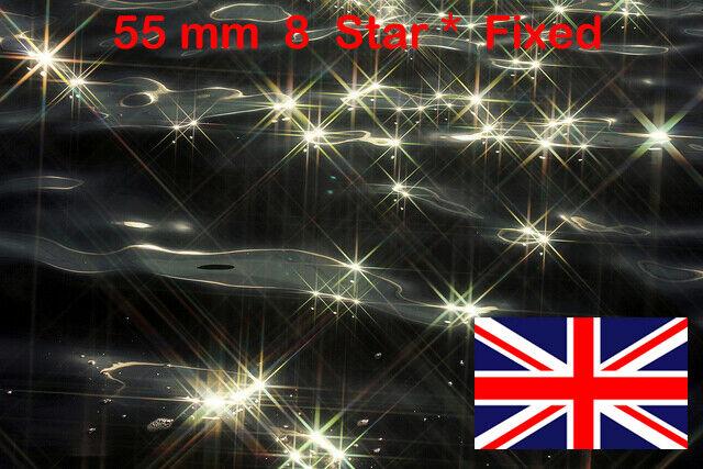 Pixco 67mm 4 Point Star Star Light Flare Cross Filter