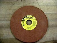 Norton 8x1/4x1-1/4 38a80j8v Grinding Wheel