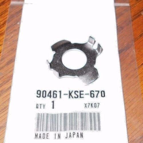 CRF150RB ENGINE CLUTCH HUB LOCK WASHER 90461-KSE-670 CRF 150R HONDA CRF150R