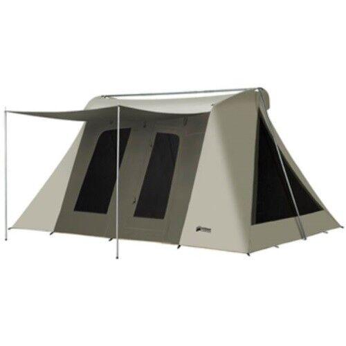 sc 1 st  eBay & Kodiak Canvas Tent 6041VX 10x14 Camping VX Series 8 Person | eBay