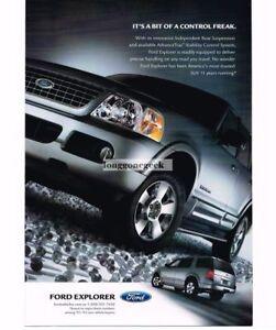 a991a27b48f A imagem está carregando 2004-Ford-Explorer-Prata-Suv-anuncio-impresso
