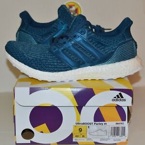 218a58672c4 Image is loading NEW-adidas-x-parely-navy-ultraboost-size-9-