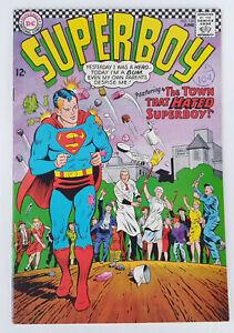 Superboy-139-Silver-Age-DC-Comics-Leo-Dorfman-F