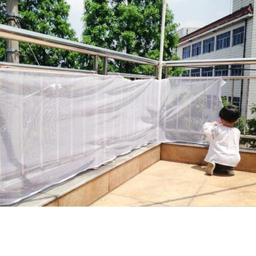 23M DIY Multipurpose Baby Safety Gate Child Stairway Pet Doorway Barrier WE