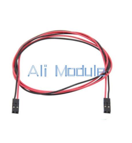 70cm 2//3//4Pin Cable Set Female-Female Jumper Wire For Arduino 3D Printer Reprap