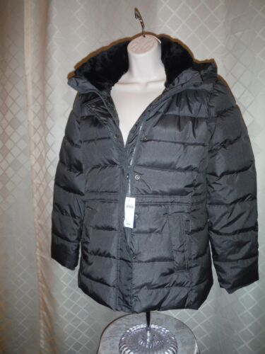 GAP Women;s Hoodie Puffer Jackets size SM.XS,White,Black,Silver Grey NWT