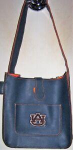 Women-039-s-Alan-Stuart-N-Y-Auburn-Univ-Small-Handbag-New-with-tag-Excel-Buy