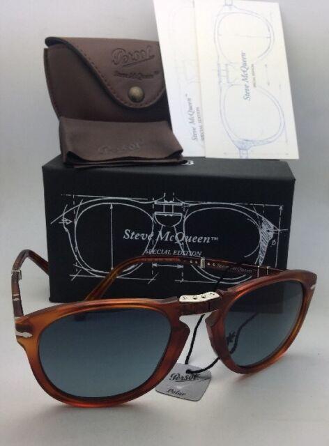 872cd468e655 Sunglasses Persol 714 SM Steve McQueen 96/s3 52 Folding 714sm No ...