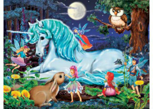 Ravensburger Enchanted Forest 100 XXL Piece Jigsaw Puzzle