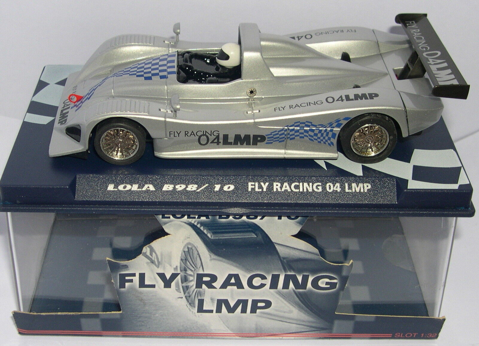 FLY-43 07032 LOLA B98 10 RACING 04 LMP MB