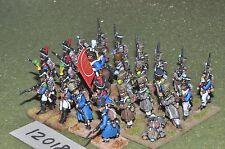 25mm napoleonic french infantry 27 figures (12018)