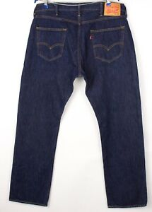 Levi's Strauss & Co Hommes 501 Jeans Jambe Droite Taille W38 L32 BBZ528