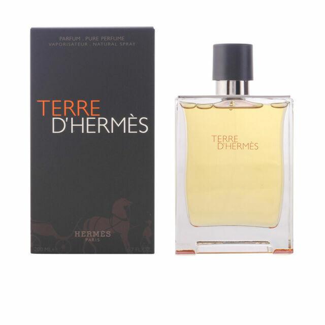 HERMÈS Terre d'Hermès pour Homme 200ml Parfum Vaporisateur