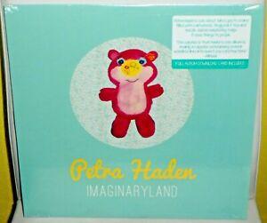 LP PETRA HADEN Imaginaryland (Bar/None 1996/2016 UK) avant indie pop Enya SEALED