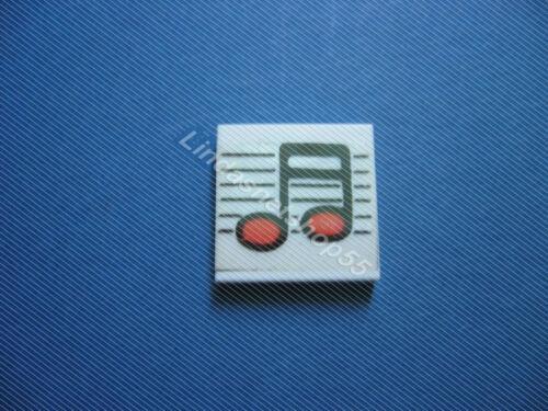 Musiker 3711 Musik Note Fliese für  Lego Fabuland Orchestra 3631