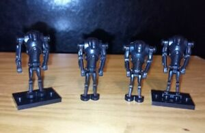 LEGO Star Wars Super Battle Droid Minifigure 7654 sw0092