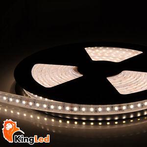 Kingled led strip 24v 600smd2835 90w highcri ra95 3000k strip hose image is loading kingled led strip 24v 600smd2835 90w highcri ra95 sciox Images
