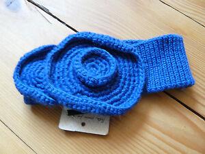 VertrauenswüRdig Stirnband Für Mädchen Aus Wolle/merino Hand Made In Uruguay Neu! 100% Garantie